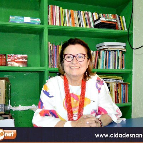 FRONTEIRAS   Secretária anuncia data de retorno das aulas da Rede Municipal de Ensino