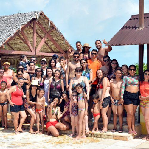 Prefeitura de Padre Marcos promove viagem com servidores da Assistência Social