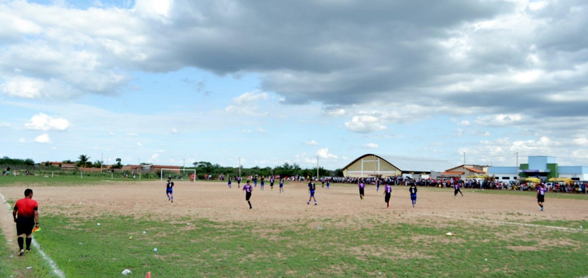 28 gols marcam 2ª rodada do Campeonato de Futebol em Alegrete do Piauí; veja classificação
