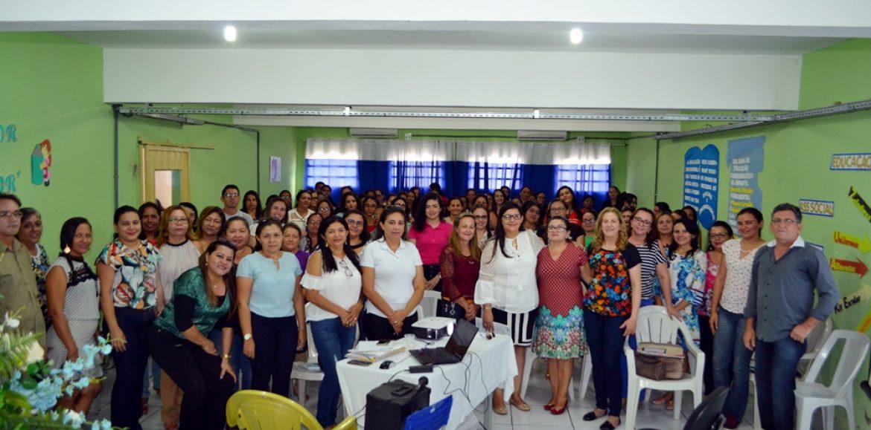 III Jornada Pedagógica abre o ano letivo em São Julião; veja fotos