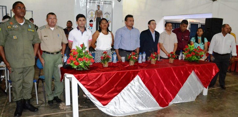 Em parceria com a Prefeitura, Secretaria de Segurança do Estado implanta projeto Mirim Cidadão em Marcolândia