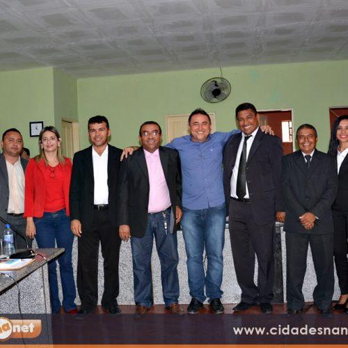 Câmara de Patos realiza sessão de abertura dos trabalhos legislativos de 2018