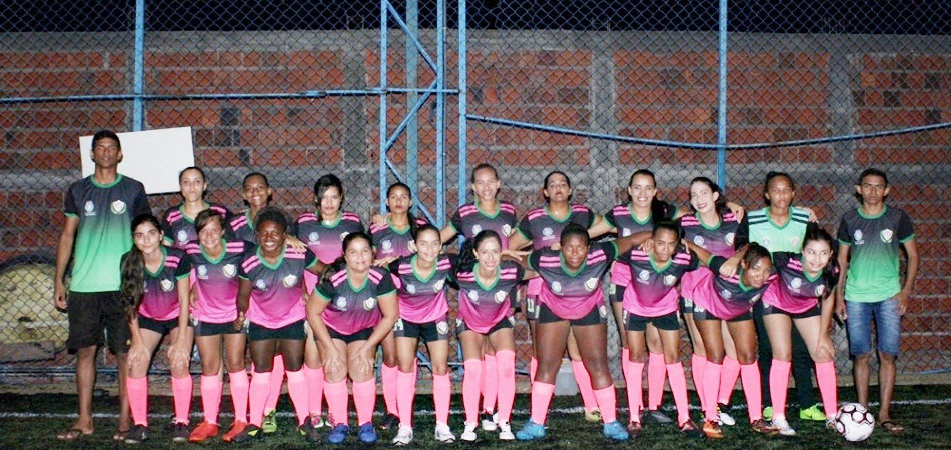 Gallos vence por 2×1 é o campeão do Futebol Society feminino em Jaicós