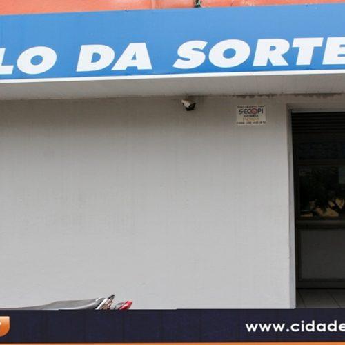 Oito dias após roubo, Casa Lotérica volta a funcionar em Jaicós