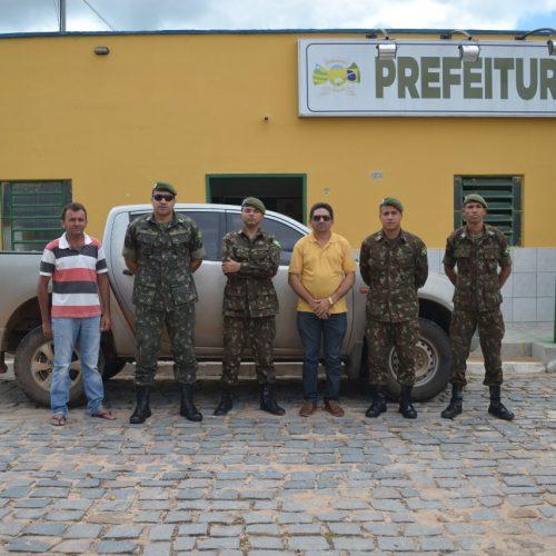 1420 famílias serão beneficiadas pela Operação Carro Pipa em Belém do Piauí