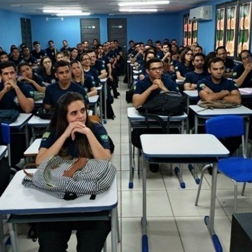 Curso de formação prepara novos agentes penitenciários para atuarem no Piauí