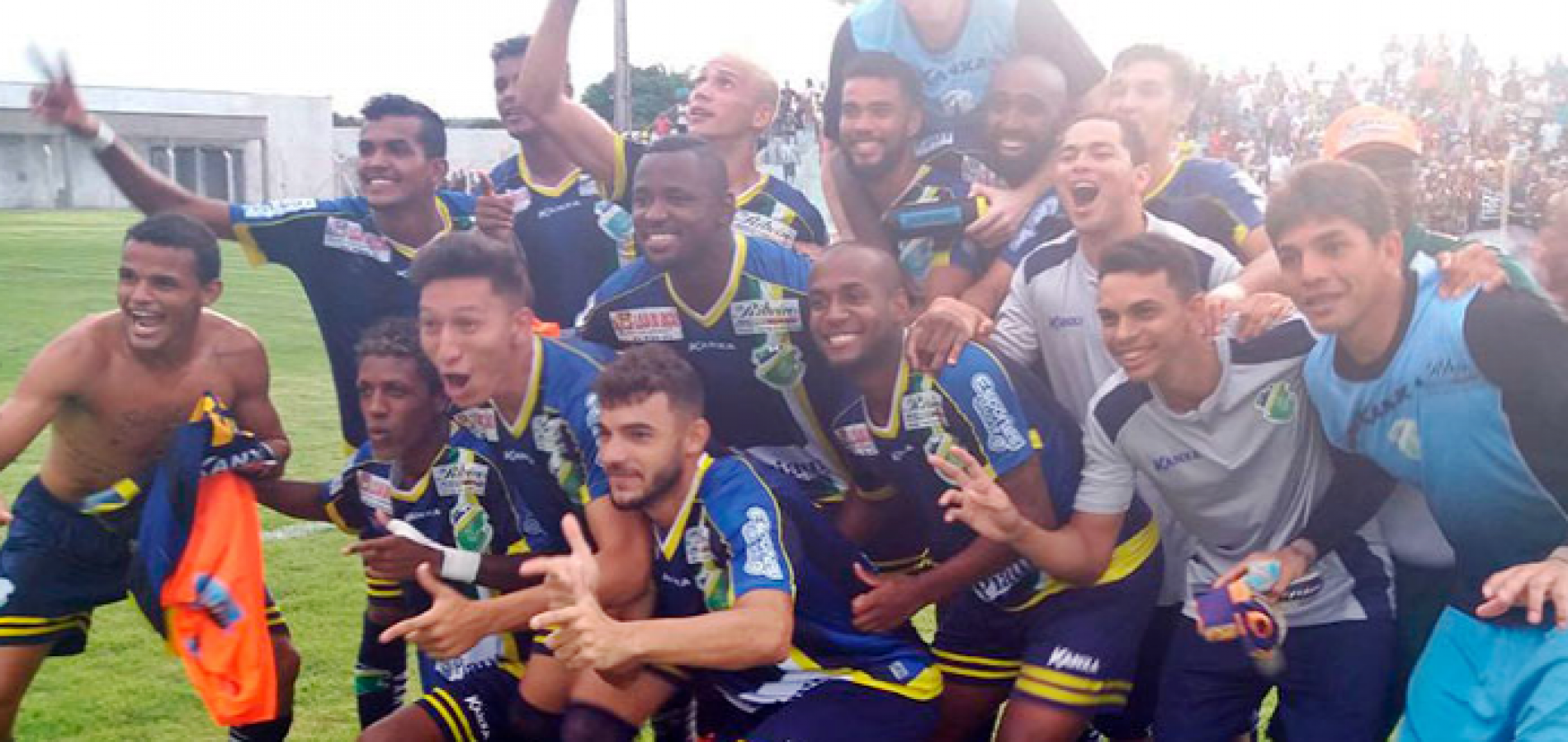 Time piauiense vence o Atlético (GO) e avança na Copa do Brasil