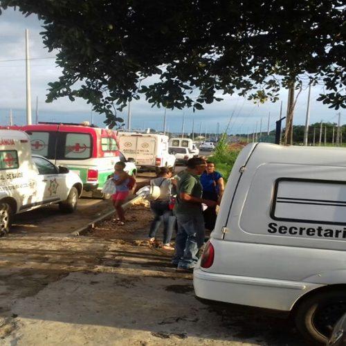 Nove ambulâncias de prefeituras  do Piauí são apreendidas pela PRF