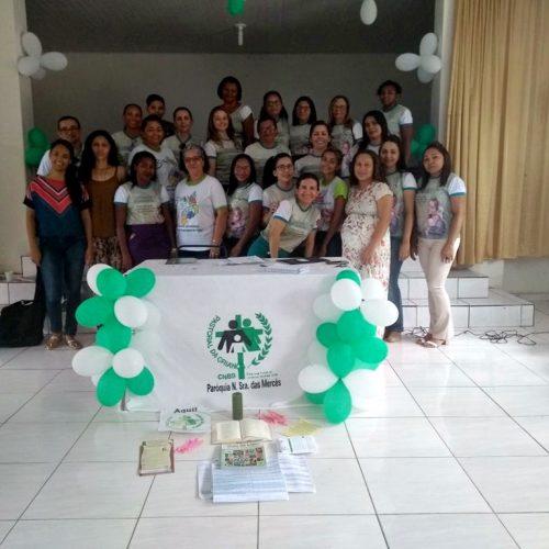 Pastoral da Criança realiza assembleia paroquial em Jaicós