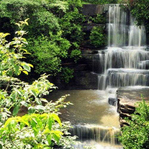 Conhecido pela seca, Piauí vira 'paraíso' das cachoeiras no período chuvoso; veja as fotos