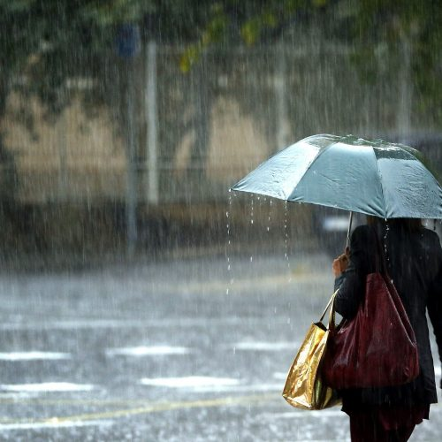 Meteorologia prevê chuva para o Piauí durante a Semana Santa