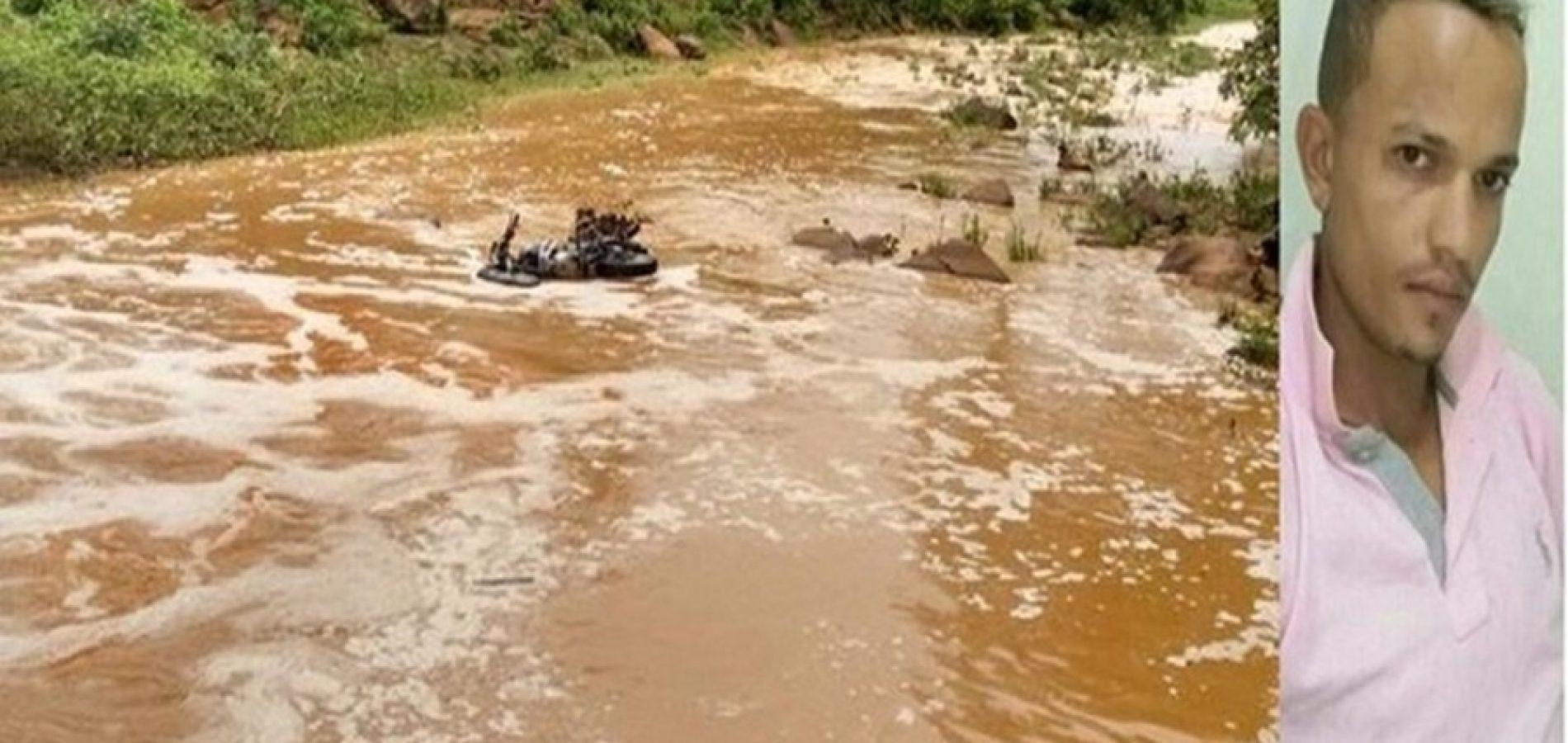 Corpo de jovem é encontrado no Rio Guaribas