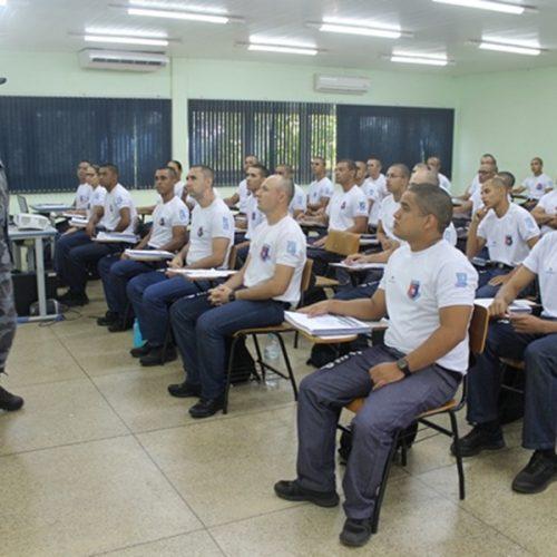 4° BPM inicia curso de formação de policiais em Picos