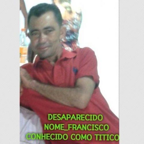 Família de Inhuma procura por agricultor desaparecido há uma semana