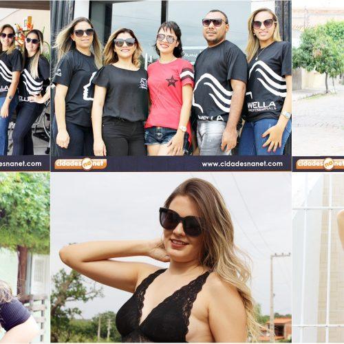 Salão A&C Destak e Chilli Beans promovem tarde de beleza em Jaicós