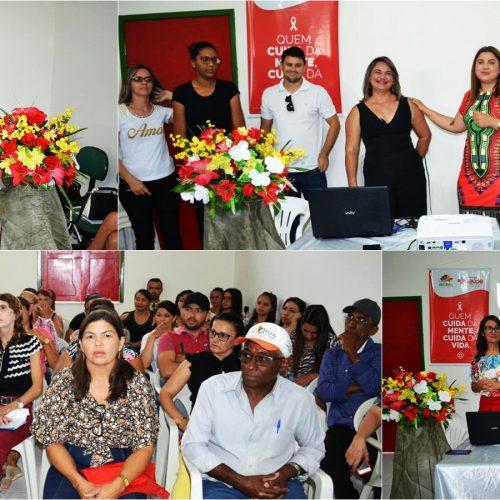 Prefeitura de Jacobina do PI realiza capacitação para os profissionais da saúde