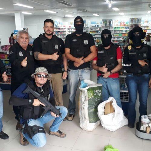 DEPRE prende casal com mais de 100kg de drogas no Piauí