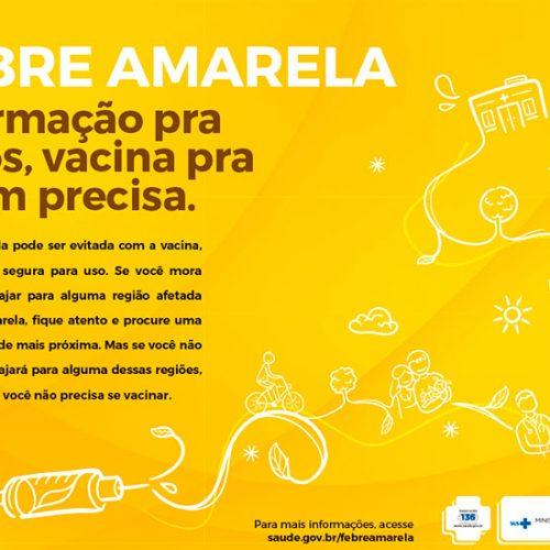 Piauí investiga dois casos suspeitos de febre amarela, diz Ministério da Saúde