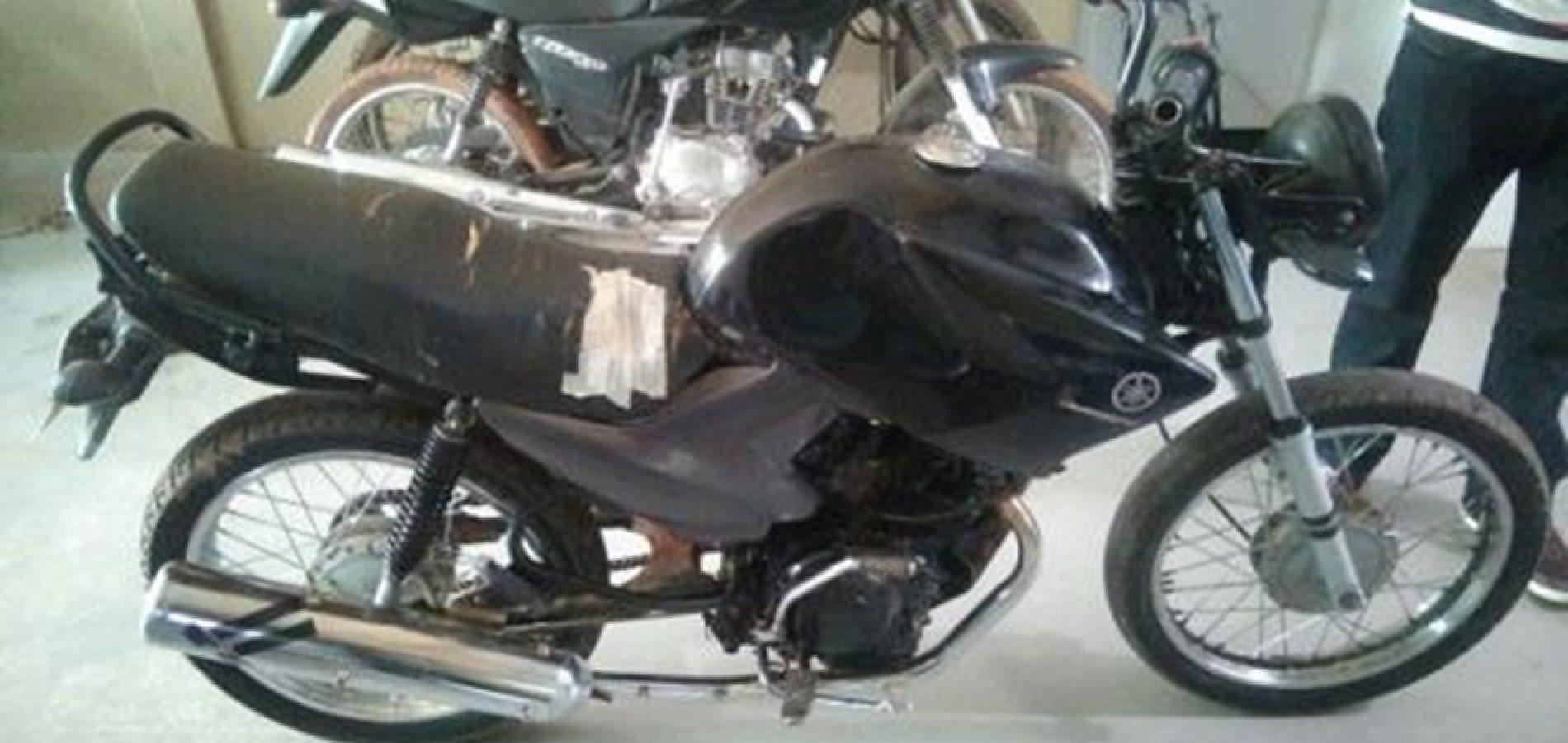 Polícia Civil prende homem com motocicleta roubada em Picos