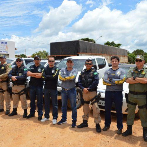 Polinter desenvolve ações para combater roubo de veículo no Piauí. Veja!