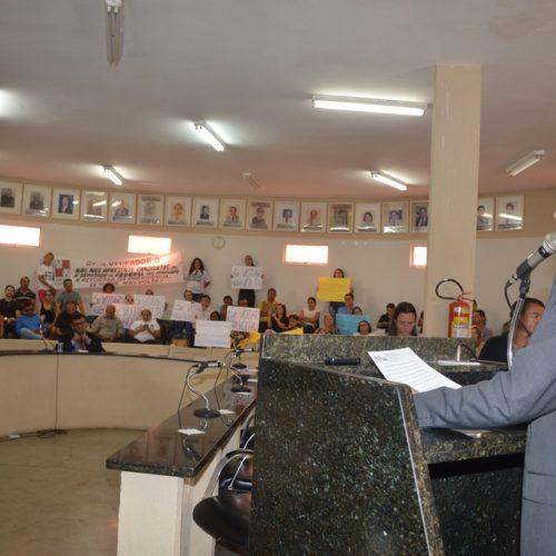 Padre Walmir abre ano legislativo e destaca ações de sua gestão em Picos