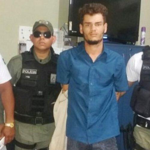 Jovem suspeito de ferir o próprio pai com um facão é preso em São Julião – PI