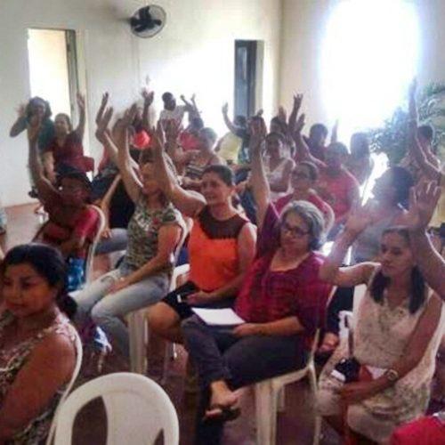 Servidores da Educação de Ipiranga paralisam atividades nesta sexta-feira