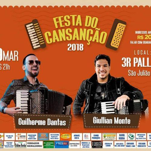 SÃO JULIÃO | Arrasa produções divulga atrações do Torneio da Amizade de Cansancão