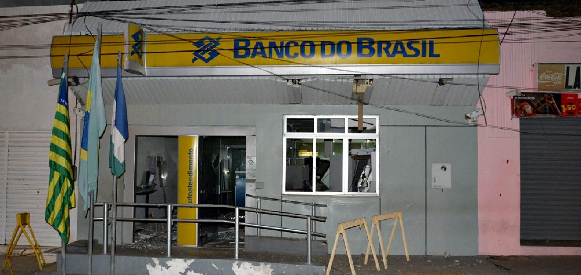 No Piauí, 128 agências foram assaltadas desde o início de 2017; 28 somente este ano