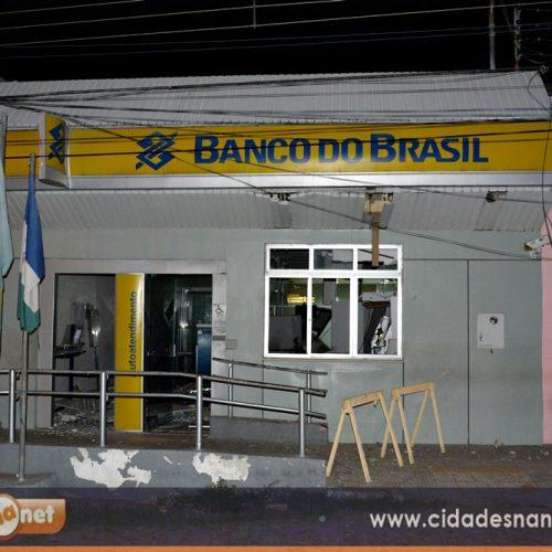 Piauí já contabiliza 14 ataques a instituições financeiras só em 2018