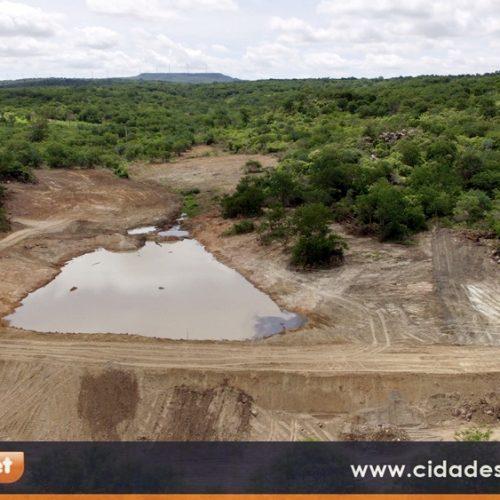 Prefeitura de Francisco Macedo inicia construção de Barragem na localidade Cabaceira; veja fotos e vídeo