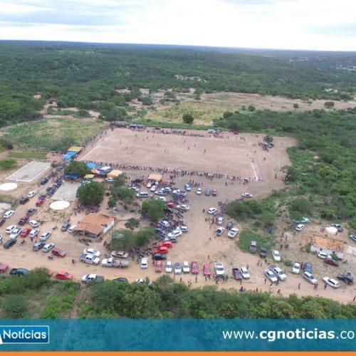 Prefeitura de Campo Grande do PI realiza o tradicional Torneio da Semana Santa na localidade São José