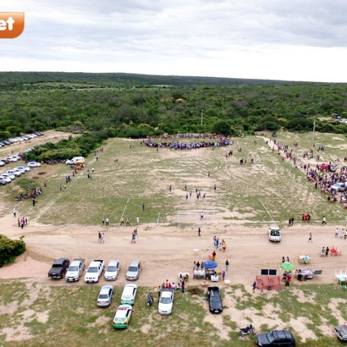SÃO JULIÃO   Tradicional Torneio da Semana Santa leva grande público a localidade Cansanção; veja fotos