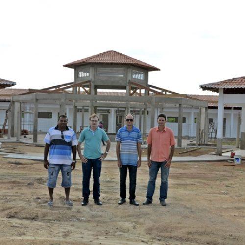 Comunidade vai ganhar escola modelo no interior de Massapê do Piauí