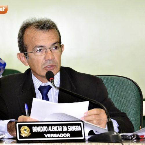 Vereador Benedito propõe força tarefa contra o fechamento da agência do Banco do Brasil de Jaicós