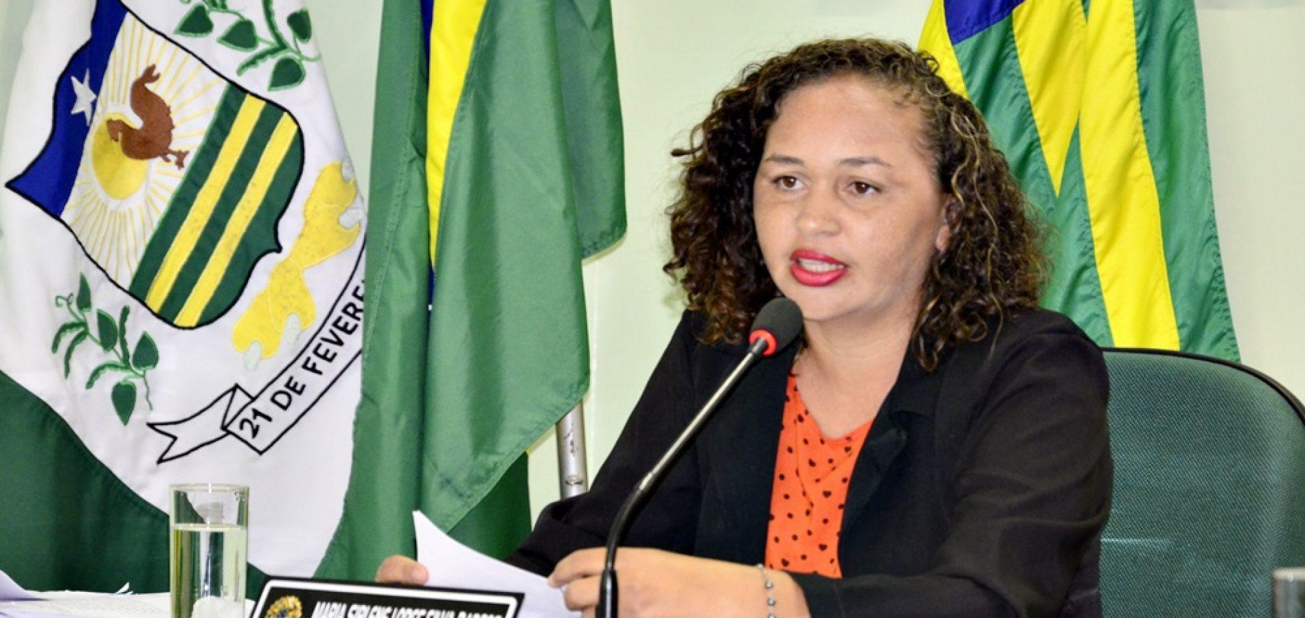 Vereadora Sirlene quer Centro Cultural para Jaicós