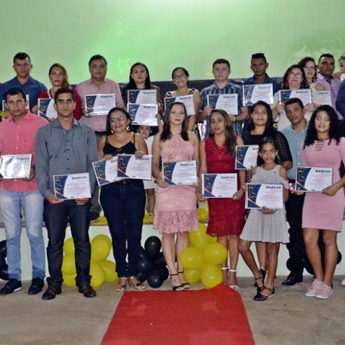 Melhores do ano em Vera Mendes recebem o prêmio 'Marcas Vitoriosas'