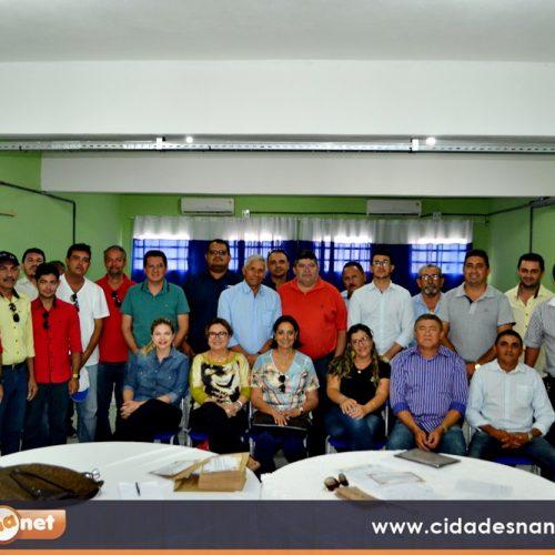 Em São Julião, reunião debate problemas que serão cobrados em Audiência sobre Segurança Pública