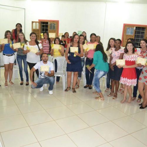Assistência Social de Jacobina realiza curso de confecção de ovos de páscoa