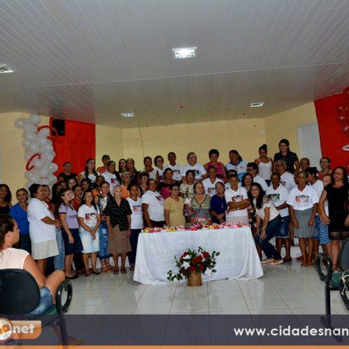 Mulheres são homenageadas em Caldeirão Grande do Piauí. Veja fotos!