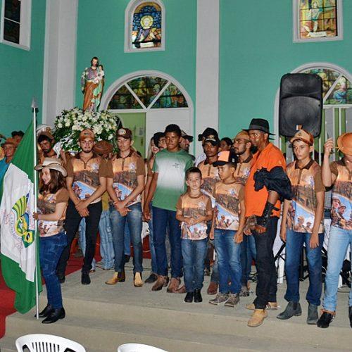 Vaqueiros e agricultores são homenageados na abertura dos festejos de Belém do Piauí
