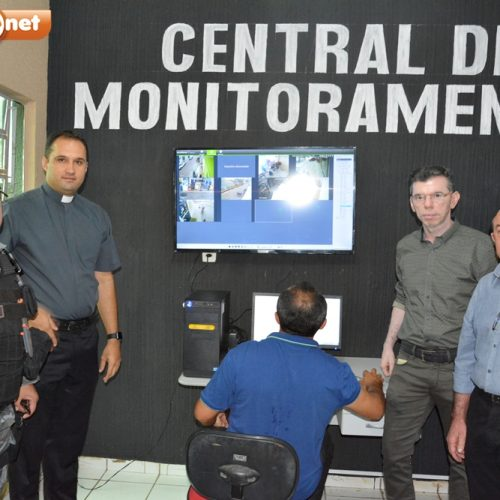 Sistema de Monitoramento é implantado em Paulistana e reforça segurança pública