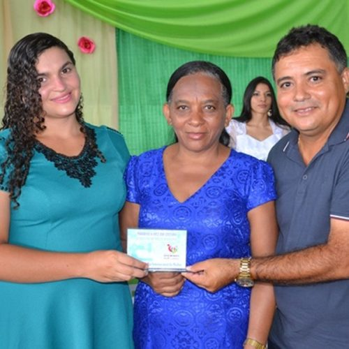 Mulheres de Vera Mendes são homenageadas pela gestão do prefeito Milton