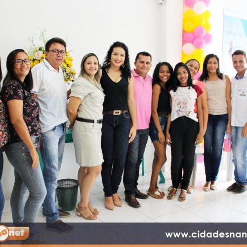 JAICÓS   Secretaria de Cultura promove manhã especial em comemoração ao Dia da Mulher