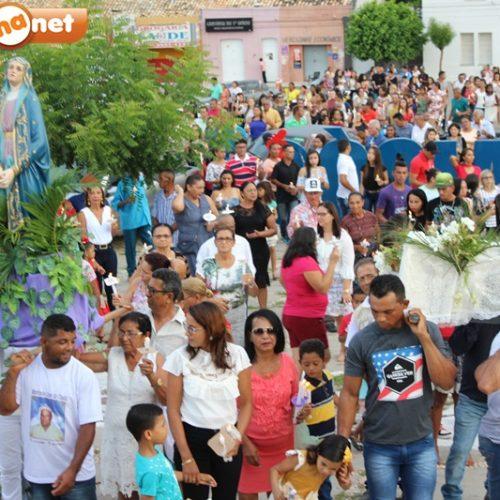Procissão do Senhor Morto leva multidão de fiéis às ruas em Jaicós; Fotos !