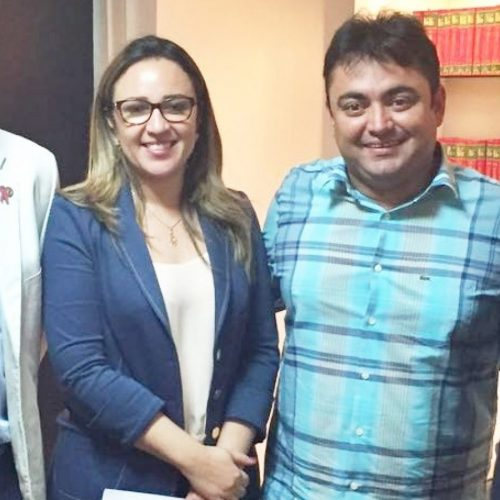 Com emenda de deputados, prefeito Márcio Alencar divulga atrações do 26º aniversário de Alegrete do Piauí