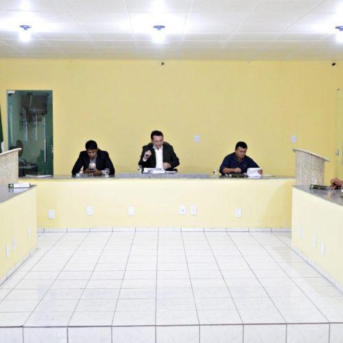Câmara de Belém do Piauí divulga a pauta da sessão desta sexta-feira (23)