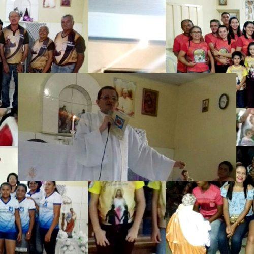 Em Francisco Macedo, comunidade Católica de Retiro encerra 72° festejos de São José; veja fotos do novenário
