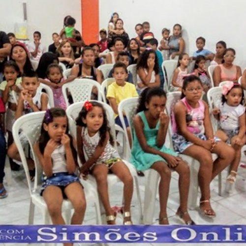 Secretaria de Assistência Social de Simões inicia atividades do SCFV deste ano