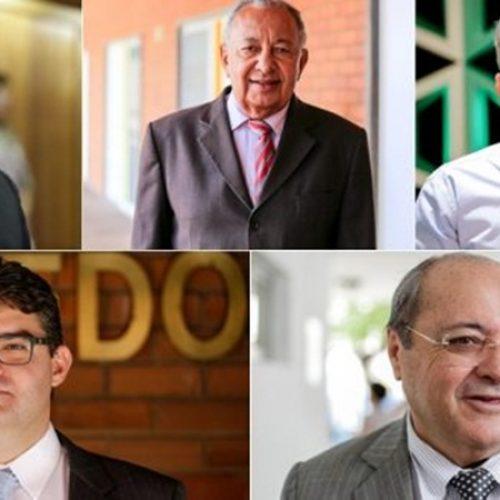 Wellington Dias lidera na disputa pela reeleição, revela pesquisa